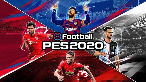 Game eFootball PES 2020
