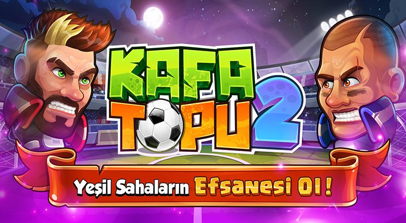 Game Kafa Topu 2