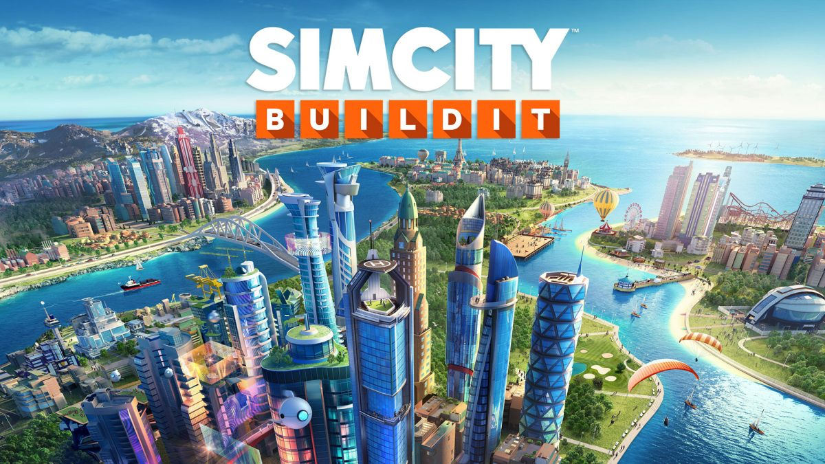 Game SimCity Buildlt
