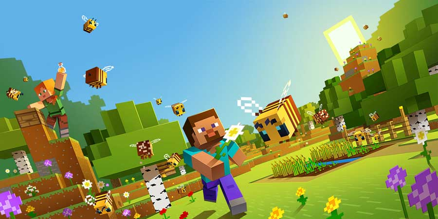 Giới thiệu game Minecraft